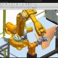 Programarea roboților industriali cu NX CAM