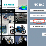 Program instalare Siemens NX10