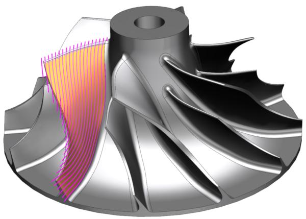NX pentru fabricatie aditiva- extensia traiectoriilor multi-axa