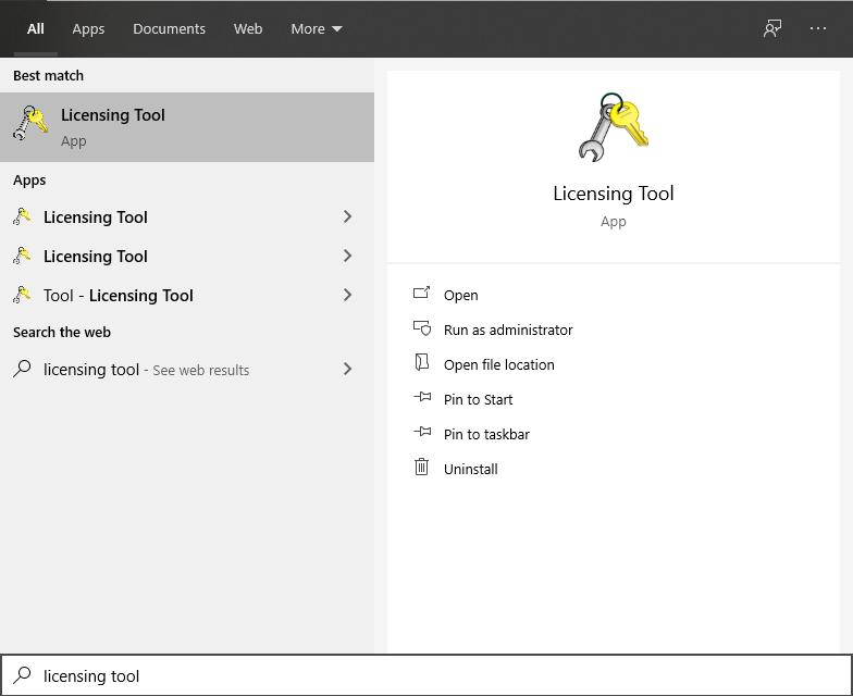 aplicatia-licensing-tool