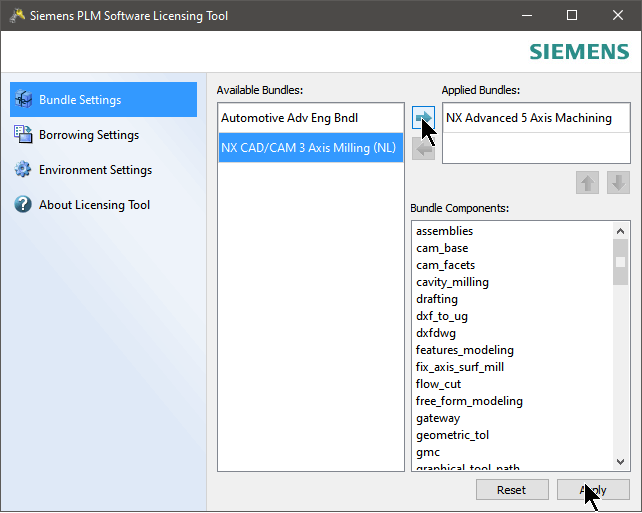 licensing-tool-bundle-settings