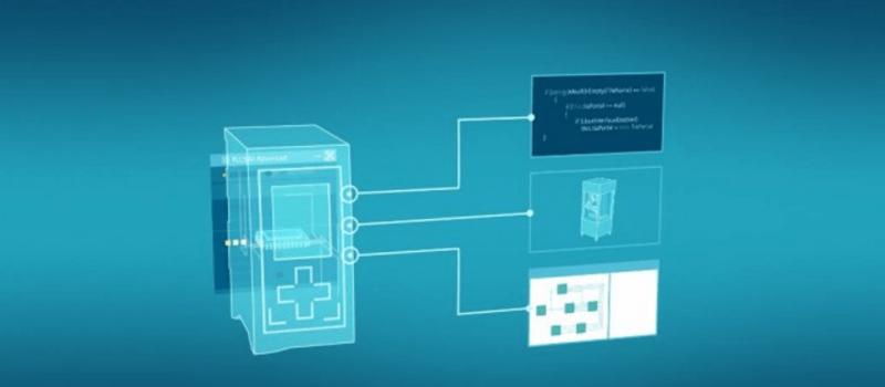 Cum se simulează logica de automatizare și vizualizarea